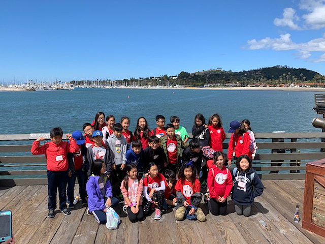 Santa Barbara Student Trips