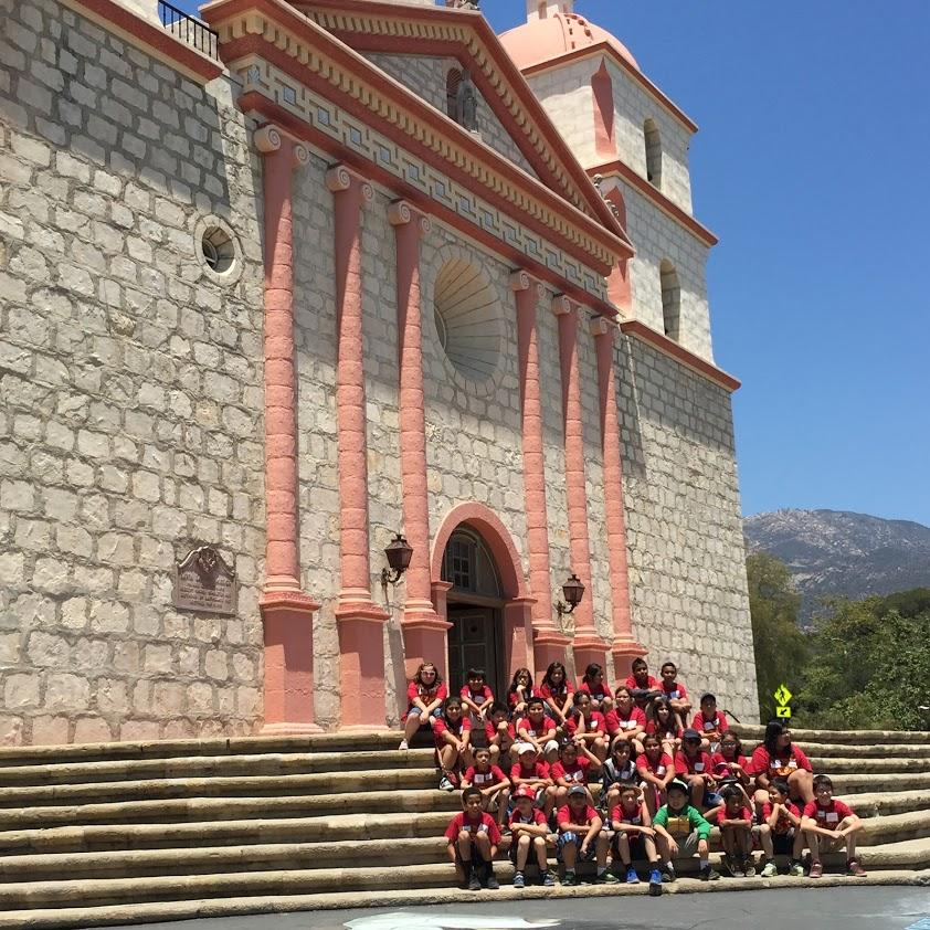 Santa Barbara Student Trip