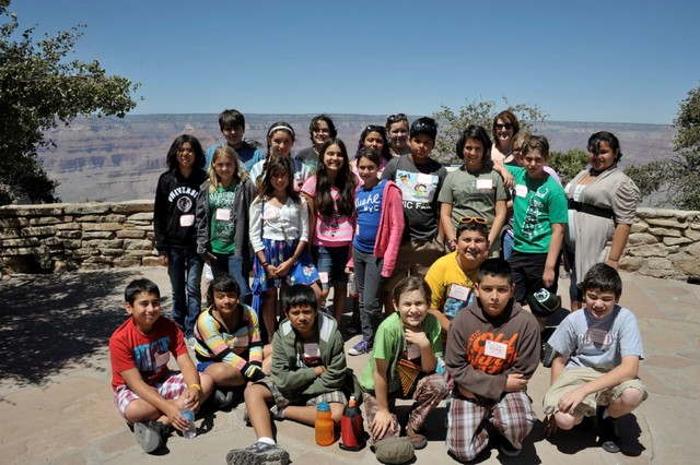 Grand Canyon Student Travel Trips