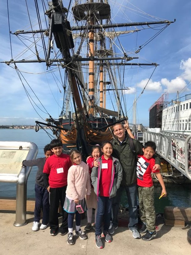 San Diego Student Trips